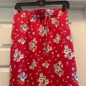 Ann Taylor Loft Maxi Skirt 20W